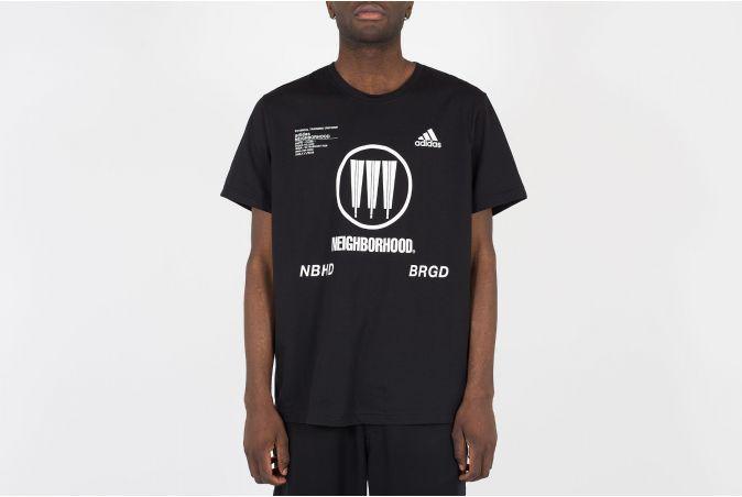 x NEIGHBORHOOD NBHD SSL T-Shirt