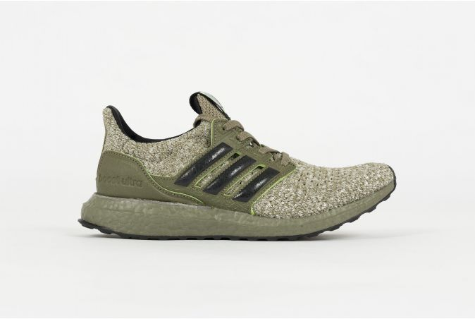 Ultraboost DNA x Star Wars 'YODA'