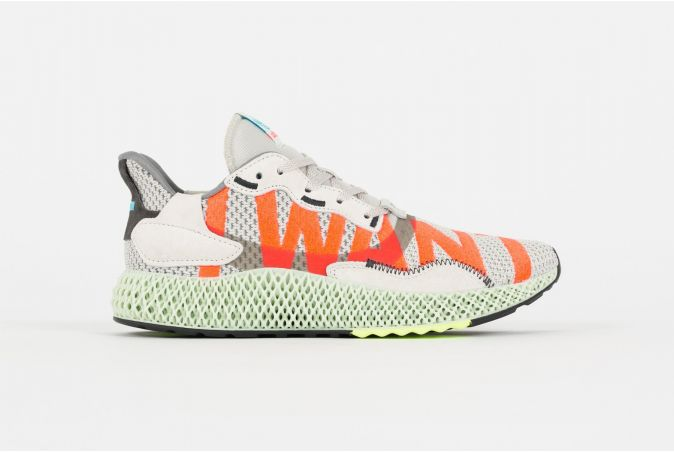 ZX 4000 4D 'I WANT / I CAN'