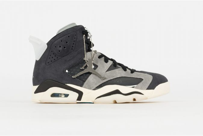 W Air Jordan 6 Retro 'TECH CHROME'