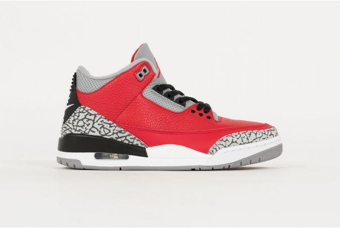 Air Jordan 3 Retro SE 'RED CEMENT'
