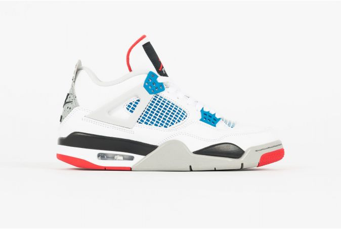 Air Jordan 4 SE 'WHAT THE'