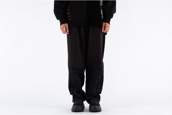 Tri Mixed Corduroy Pants