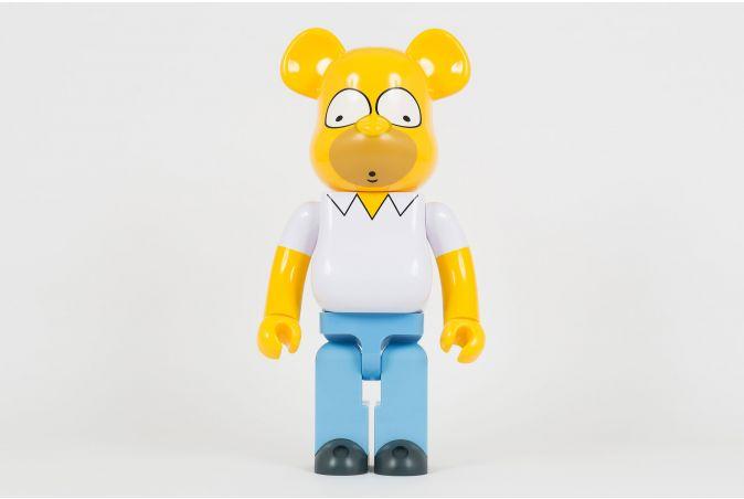 "Be@rbrick ""Homer 1000%"""