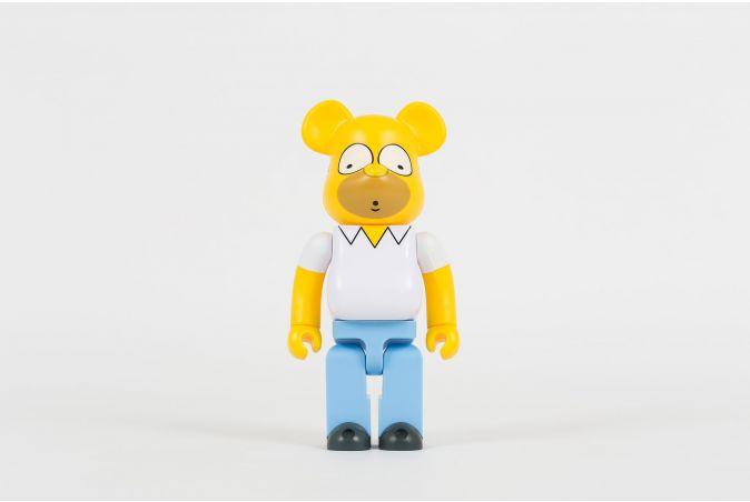"Be@rbrick ""Homer 400%"""
