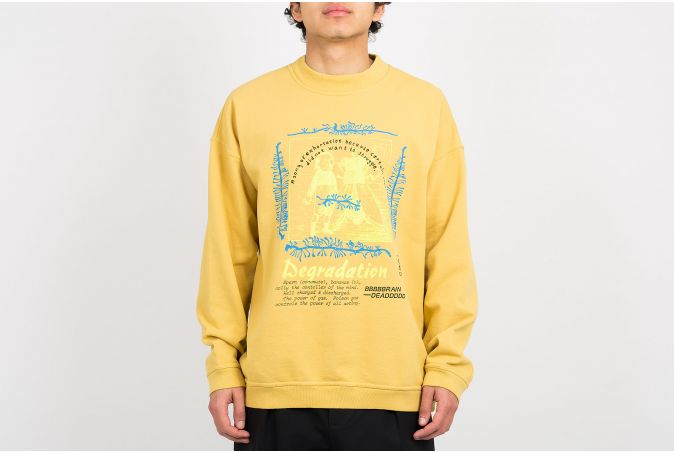 Degradation Crewneck