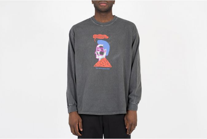 Head Party LS Tee