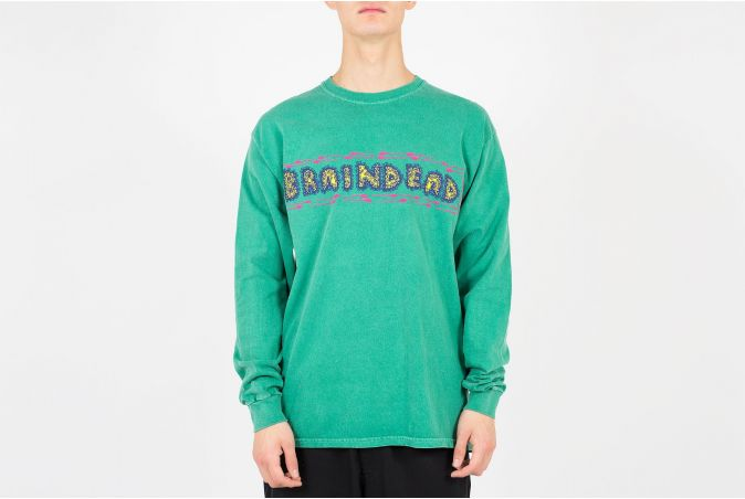 One Who Shouts L/S Tee