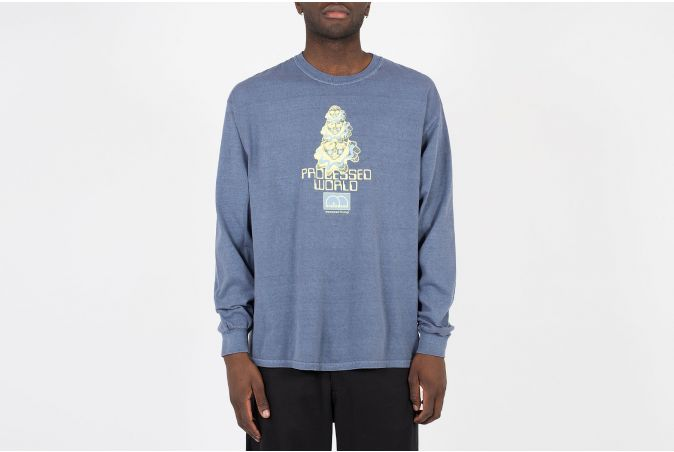 Processed World L/S Tee