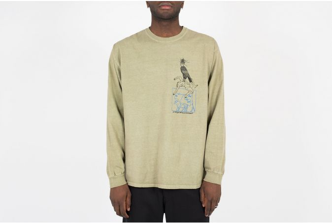 Small Animals LS Tee
