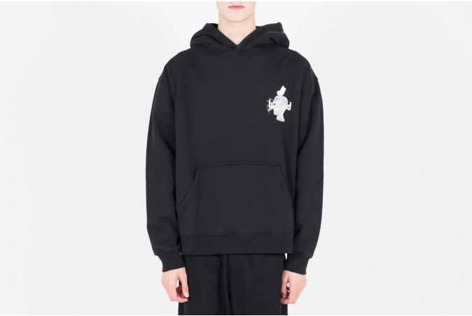 Acid Sun Ride L/S Hooded Sweatshirt
