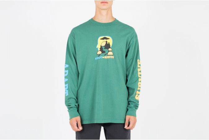 Adapt Survive L/S Tee