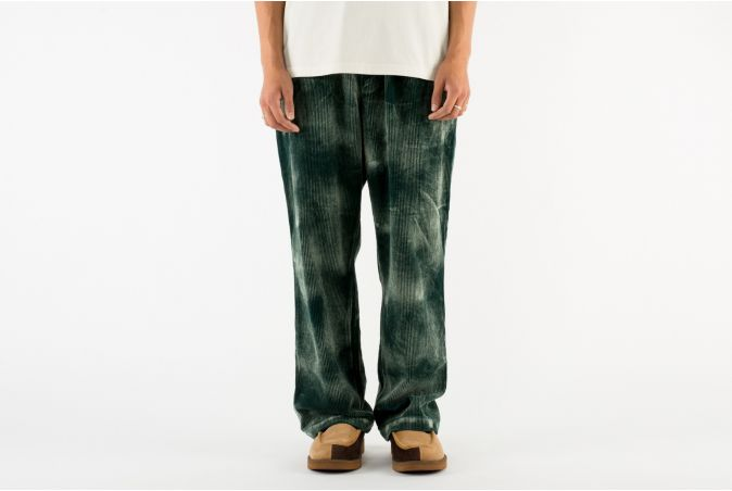 Bleached Cord Climber Pant
