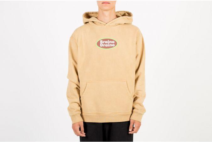Braino Draino Hooded Sweatshirt
