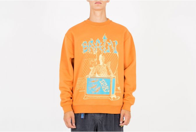 Fish Tank L/Sweatshirt