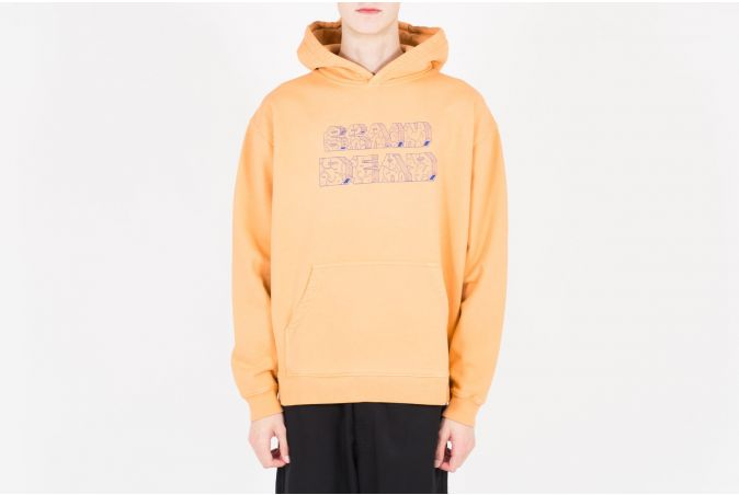 Further From Heaven L/S Hooded Sweatshirt