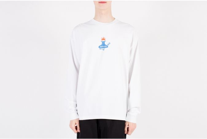 Man Machine L/S Shirt