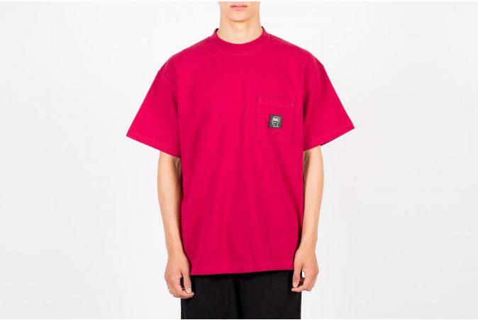 Mockneck Pocket Shirt