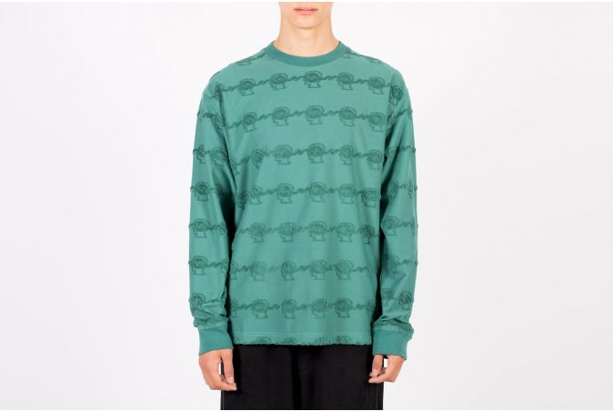 Running Head L/S Shirt