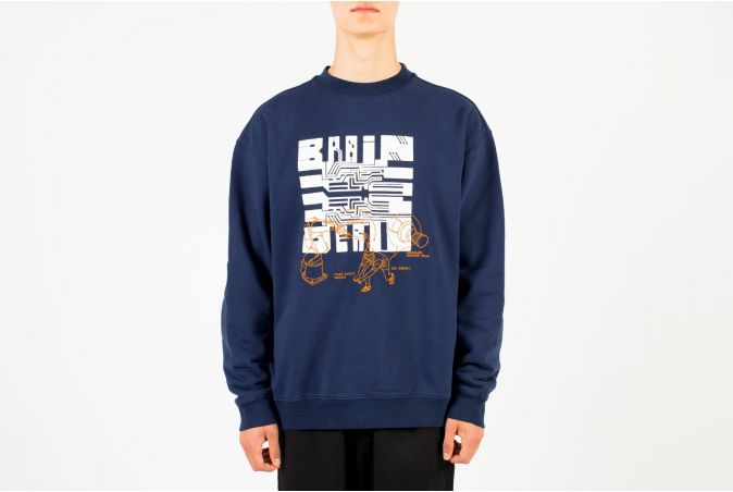 Tutorials Crewneck Sweatshirt