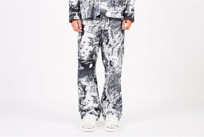 Wild Things Pajama Bottom