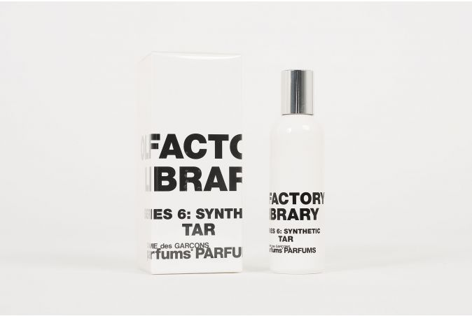 Olfactory Series 6 Synthetic Tar