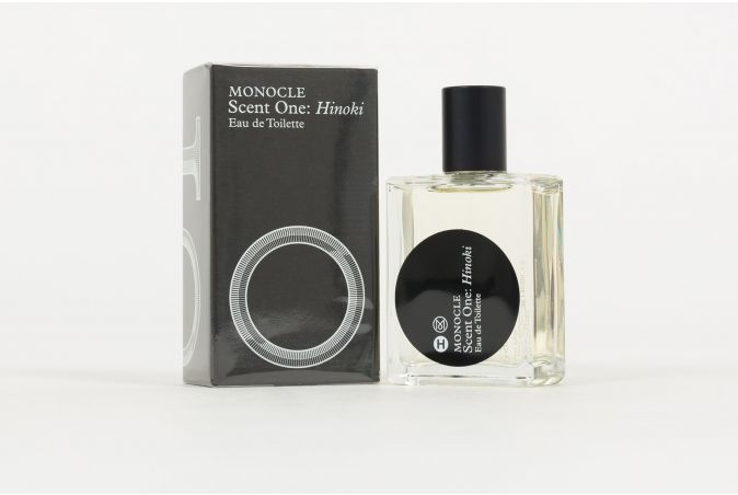Monocle Scent One: Hinoki