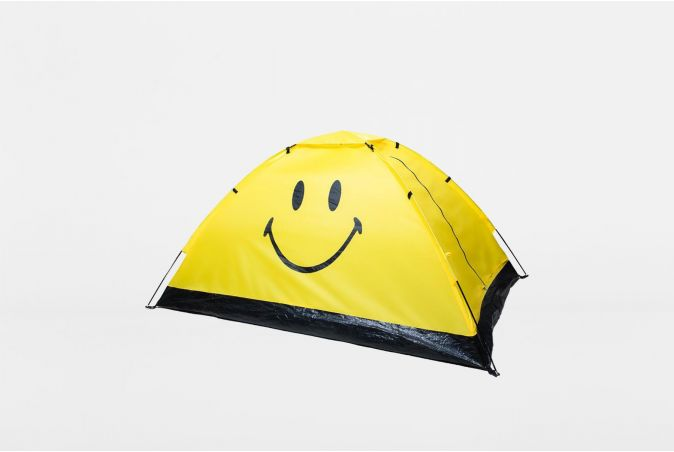 Smiley Tent