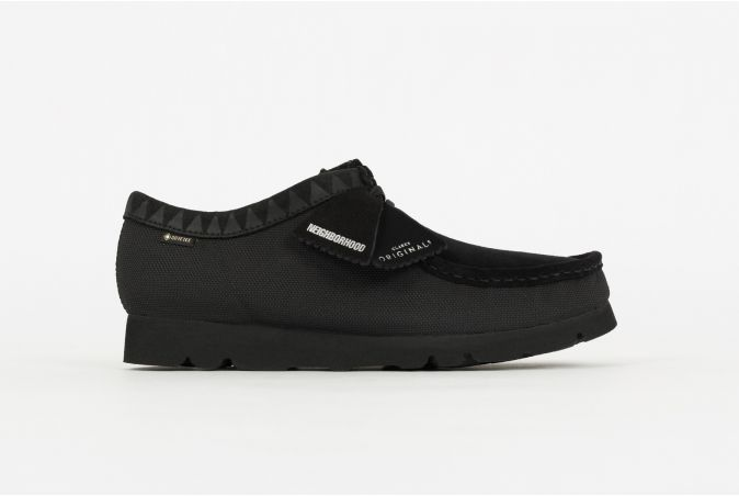 x NEIGHBORHOOD Wallabee Gore-Tex GTX