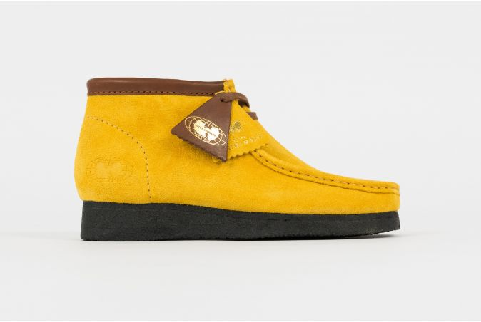 x Wu Wear Wallabee