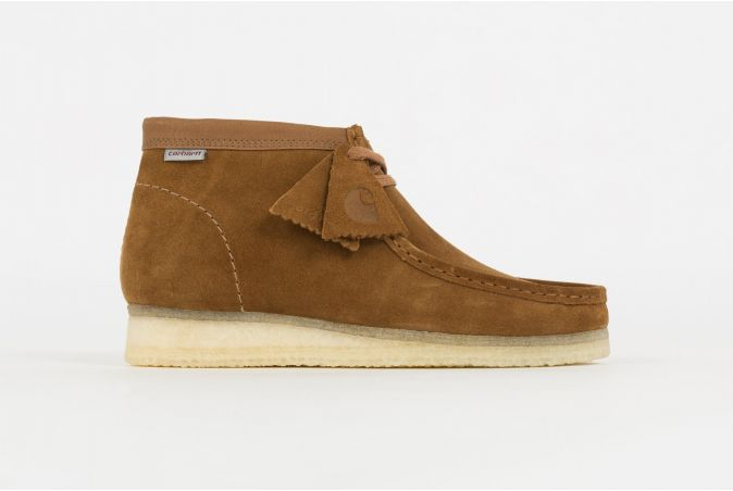 x Carhartt Wallabee Boot