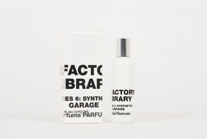 Olfactory Library Series 6 Synthetic: Garage