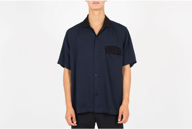 Marilyn S/S Contrast Shirt