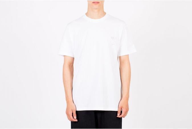 Laurel Pin Detail T-Shirt