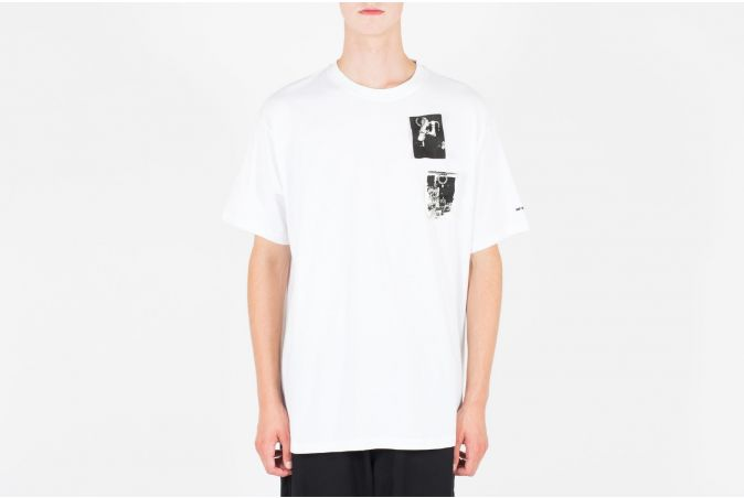 RAF Printed Patch T-Shirt
