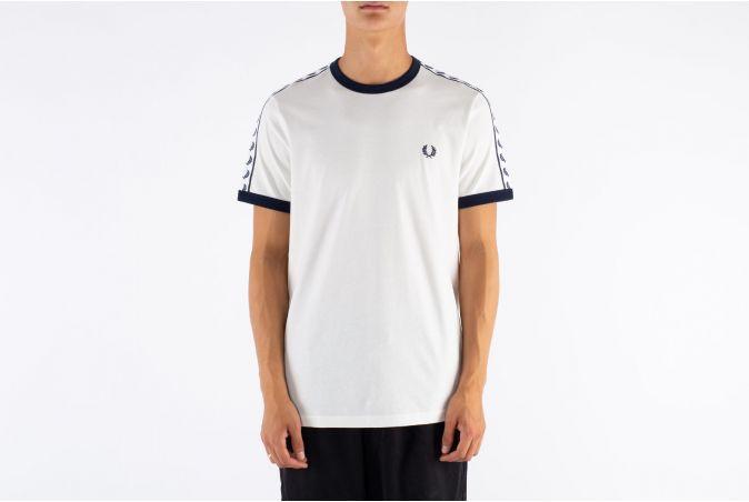 Taped Ringer T-Shirt