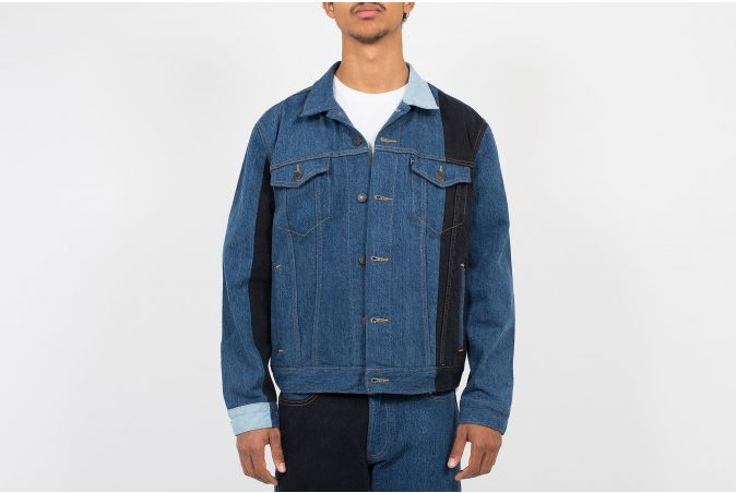 x Levi's Patchwork Jacket