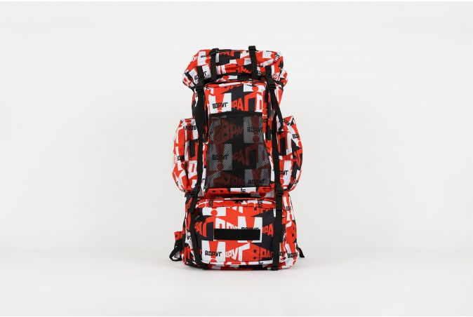 Large Graphic Backpack