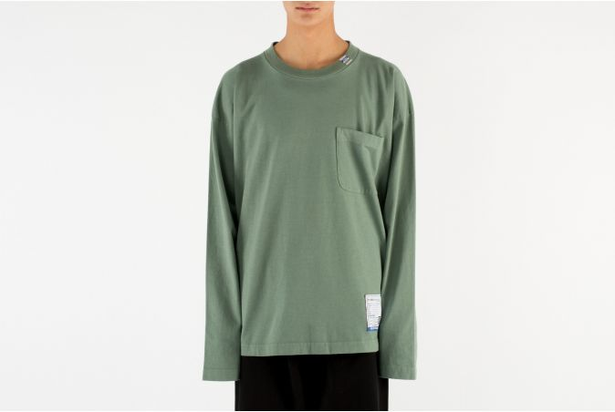 Heavy Weight L/S T-Shirt