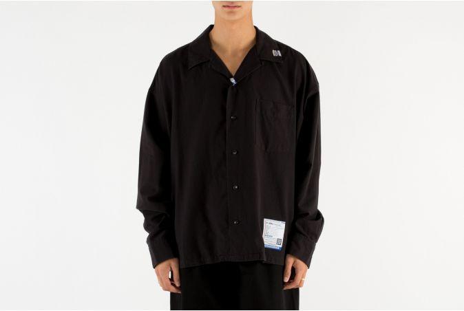 Long-Sleeve Oxford Shirt