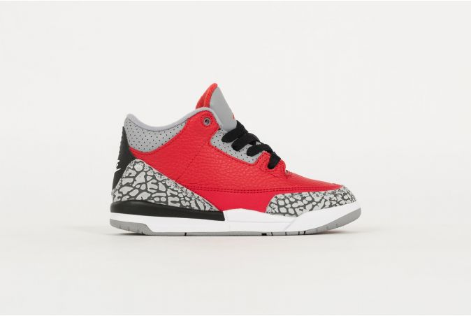 Jordan 3 Retro SE PS 'RED CEMENT'