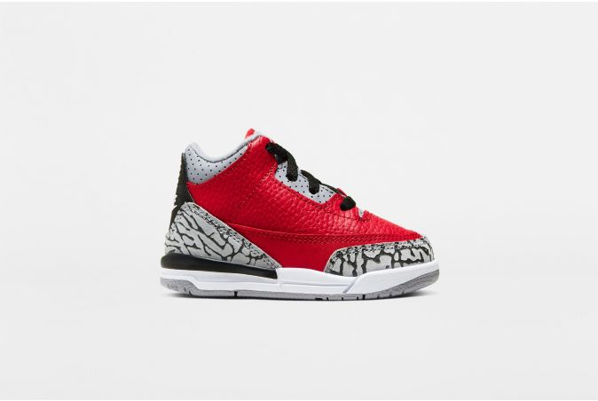 Jordan 3 Retro SE TD 'RED CEMENT'