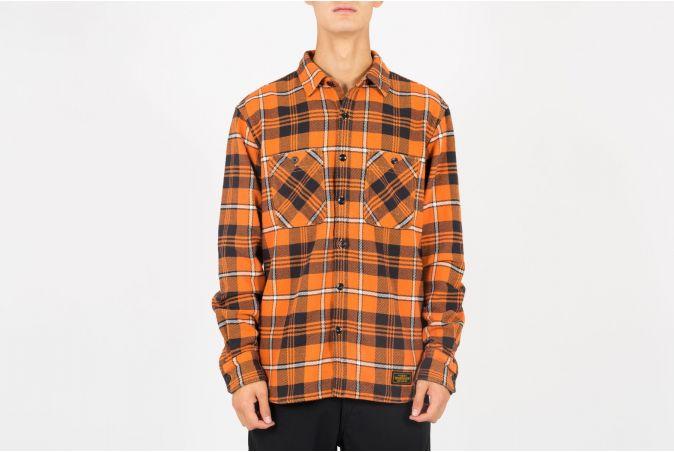 Lumbers / C-Shirt LS