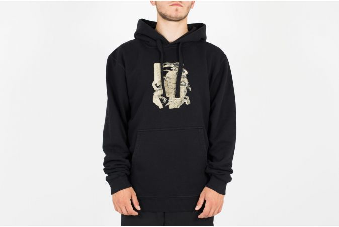 Dragons Journey Hooded Sweat