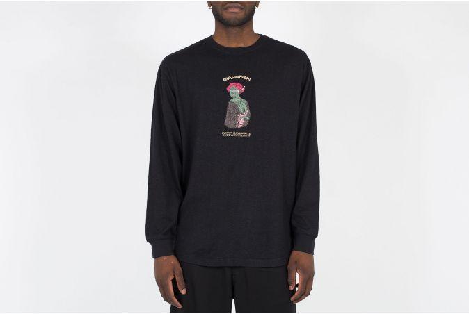 Space Geisha Hemp L/S T-Shirt