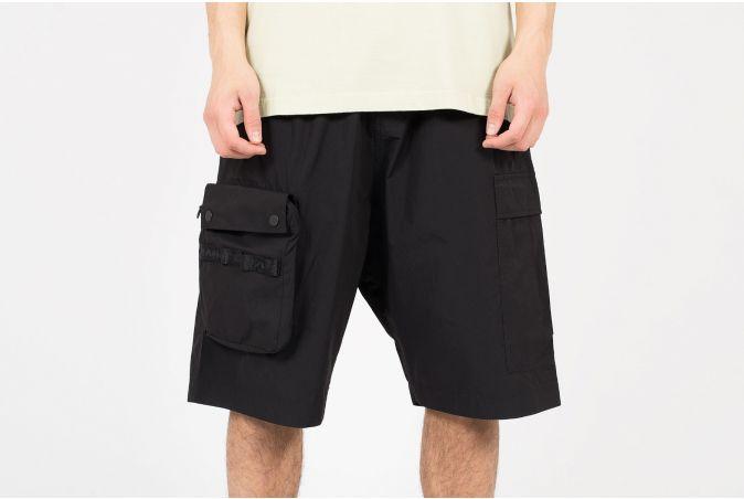 Detachable Pocket Cargo Shorts