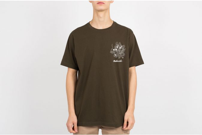 Stencil Dragon Dragon T-Shirt