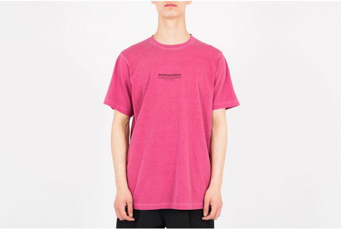 Hemp Miltype T-Shirt