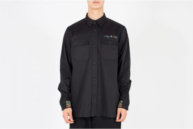 Liberty Dragon Mil Shirt