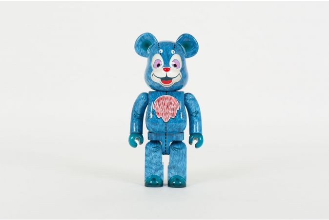 "Be@rbrick ""MilkBoy The IT Bear 400%"""